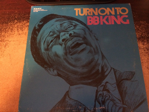 B.B. King ‎– Turn On To B.B. King - 1971 Blues (Clearance Vinyl) NO COVER
