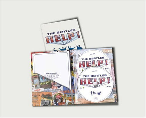 BEATLES THE HELP! ( 2DVD) -(Used with Booklet)