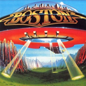 Boston - Don't Look Back -1978 Classic Rock (Clearance vinyl) *Overstocked