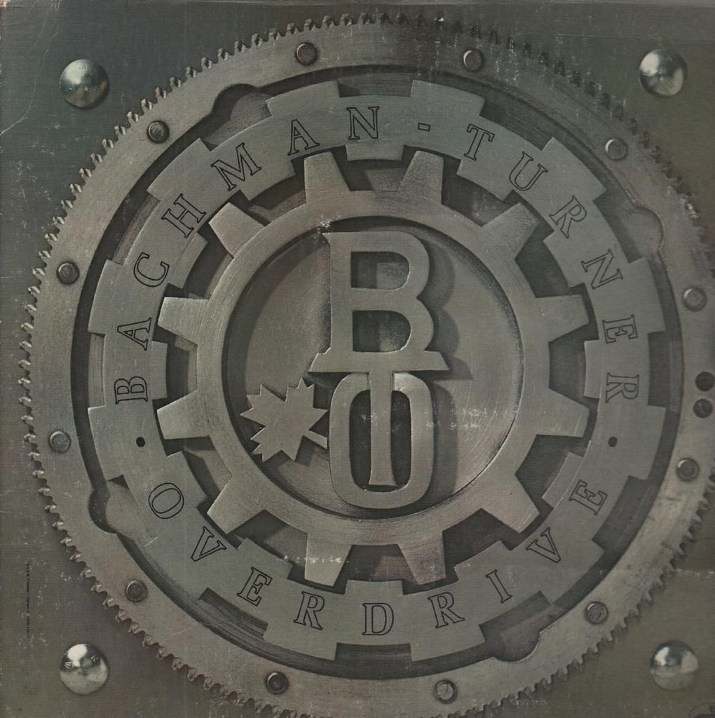 Bachman Turner Overdrive- Bachman Turner Overdrive -1973 Classic Rock (clearance vinyl) *Overstocked