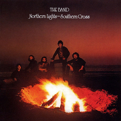 Band ‎– Northern Lights - Southern Cross - 1975-Rock & Roll, Country Rock ( clearance vinyl )