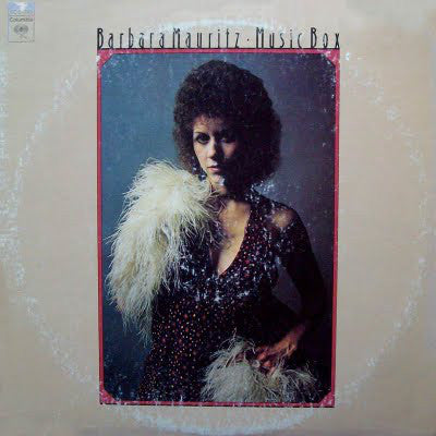 Barbara Mauritz ‎– Music Box - 1973- Pop Rock, Soul, Rhythm & Blues(vinyl)