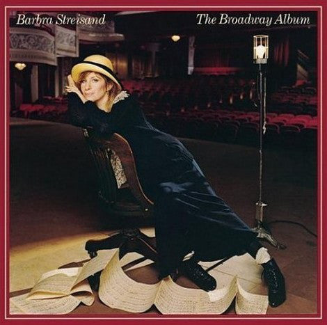 Barbra Streisand ‎– The Broadway Album -1985-Soft Rock (vinyl)