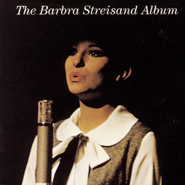 Barbra Streisand ‎– The Barbra Streisand Album -1963 -pop vocal (vinyl)