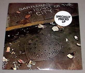 Barrabas ‎– Heart Of The City -1975 - Jazz-Funk, Disco (vinyl)