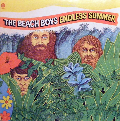 Beach Boys , The ‎– Endless Summer 2 lps 1978 Surf, Pop Rock ( vinyl )