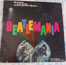 Beatlemania ‎– Beatlemania (Original Cast Album Recorded Live At The Winter Garden Theatre) - 2lps - 1978- Pop Rock, Soundtrack