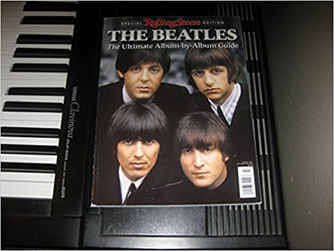 The Beatles: Ultimate Album By Album Guide (rolling Stone edition) Rare magazine