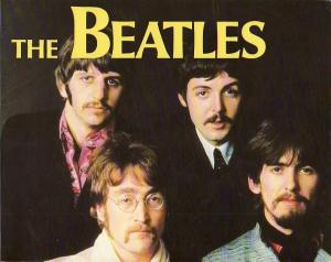 The Beatles - Colour Library Staff - ISBN 10: 0862831040 ( used softcover)