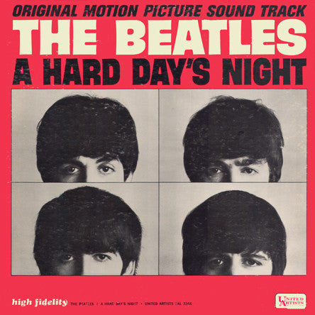 Beatles , the ‎– A Hard Day's Night - 1978- Soundtrack, Pop Rock - New Mint Sealed