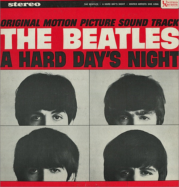 Beatles, The ‎– A Hard Day's Night -1977 re release ( Vinyl)