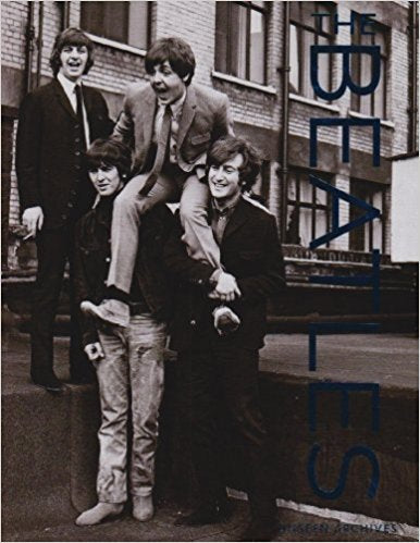 Beatles Unseen Archives Hardcover – Jan 1 2009 -by Tim Hill (Compiler), Marie Clayton (Compiler), Daily Mail (Photographer) (Used NMint)