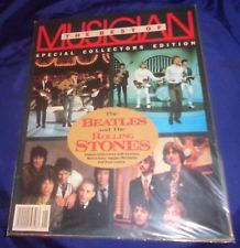 The Beatles and The Rolling Stones - Musician Magazine - The Best of Musician - Special Collectors Edition