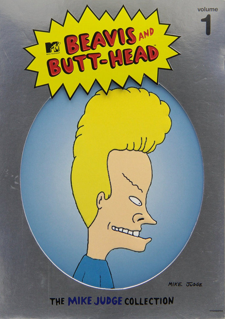 Beavis & Butt-Head: The Mike Judge Collection Volume 1 (3 dvd set)