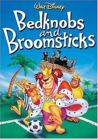 Bedknobs and Broomsticks (Widescreen) (mint used)