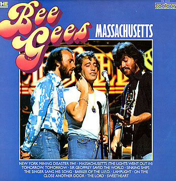 Bee Gees ,The - Massachusetts 2 LP