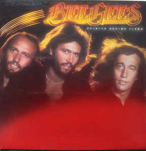 Bee Gees ‎– Spirits Having Flown 1979 - Pop (clearance vinyl) Overstocked **