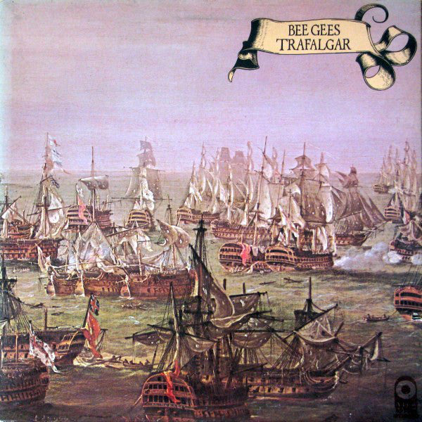 Bee Gees ‎– Trafalgar -1971-  Pop Rock, Psychedelic Rock