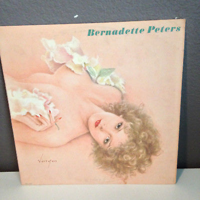 Bernadette Peters ‎– Bernadette Peters -1980- pop Vocal - (vinyl)