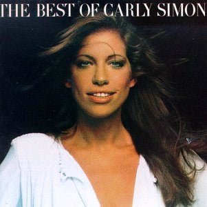 Carly Simon ‎– The Best Of Carly Simon - 1975  Soft Rock, Pop Rock, Vocal (vinyl)