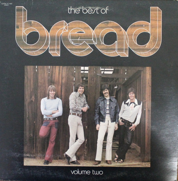 Bread ‎– The Best Of Bread Volume Two - 1974- Classic Rock (vinyl)