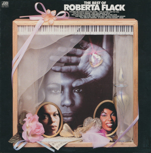 Best Of Roberta Flack - 1981-  Soft Rock, Soul (vinyl)