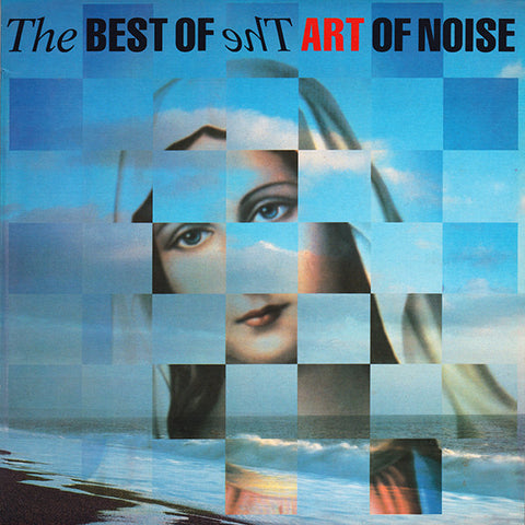 Art Of Noise ‎– The Best Of The Art Of Noise - 1980-Synth-pop, (vinyl)