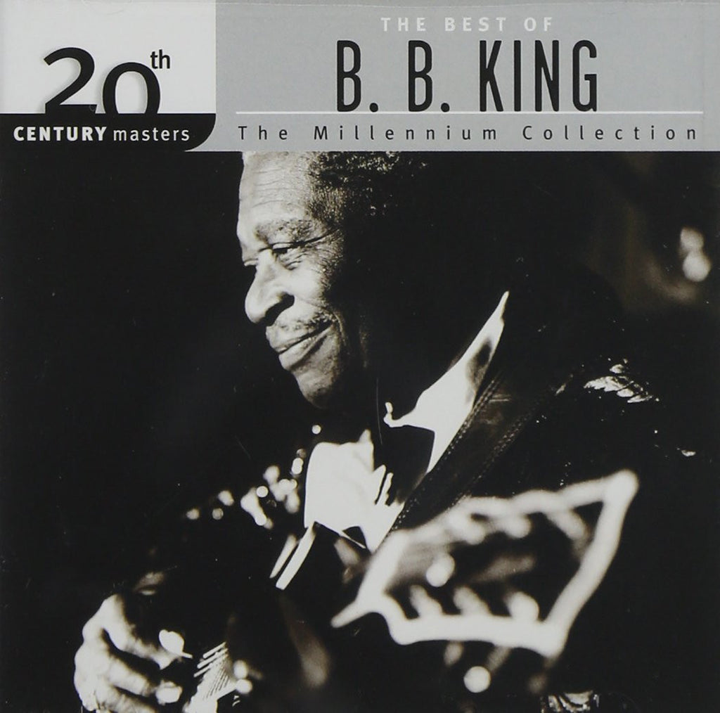 Best of B.B. King (20th Century Masters: The Millennium Collection)  1999 - Music CD