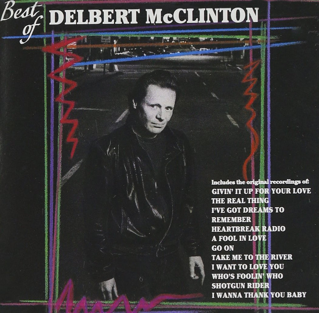 Best of Best of Delbert Mcclinton - Music Cd (mint)