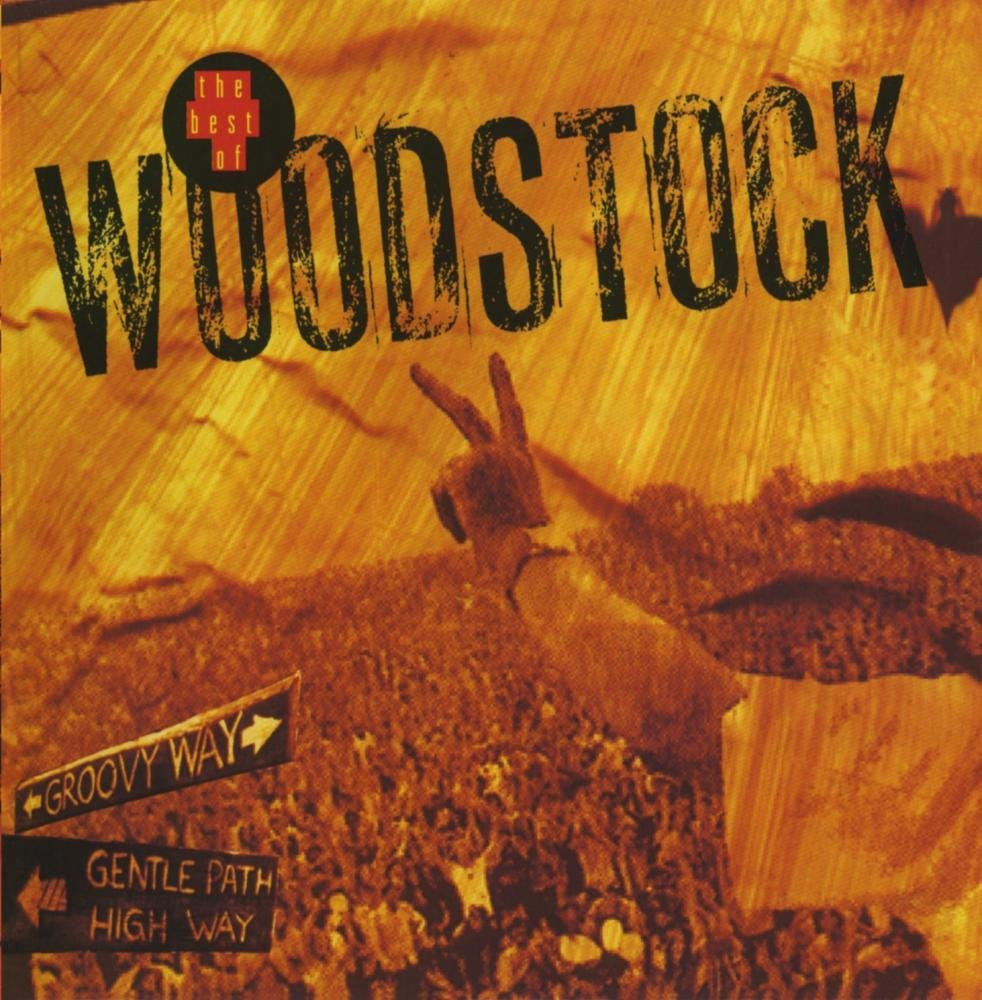 Best of Woodstock Compilation (music cd)