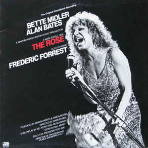 Bette Midler ‎– The Rose - The Original Soundtrack Recording -1979  Soft Rock, Pop Rock (clearance vinyl) overstocked