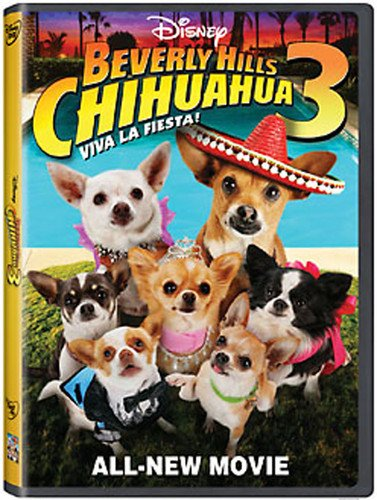 Beverly Hills Chihuahua 3 - Mint Used dvd