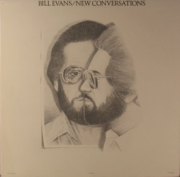 Bill Evans ‎– New Conversations -2978-  Post Bop, Cool Jazz (vinyl)