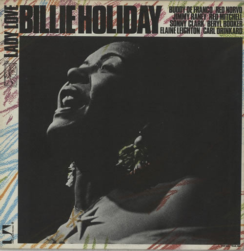 Billie Holiday - Lady Love