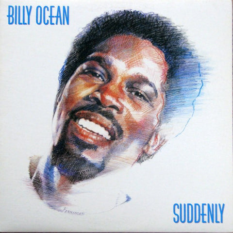 Billy Ocean ‎– Suddenly -1984 - Contemporary R&B / Funk / Soul (vinyl)