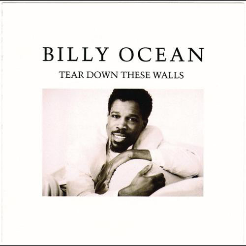 Billy Ocean ‎– Tear Down These Walls -1988 Ballad , Soul, Funk (vinyl)