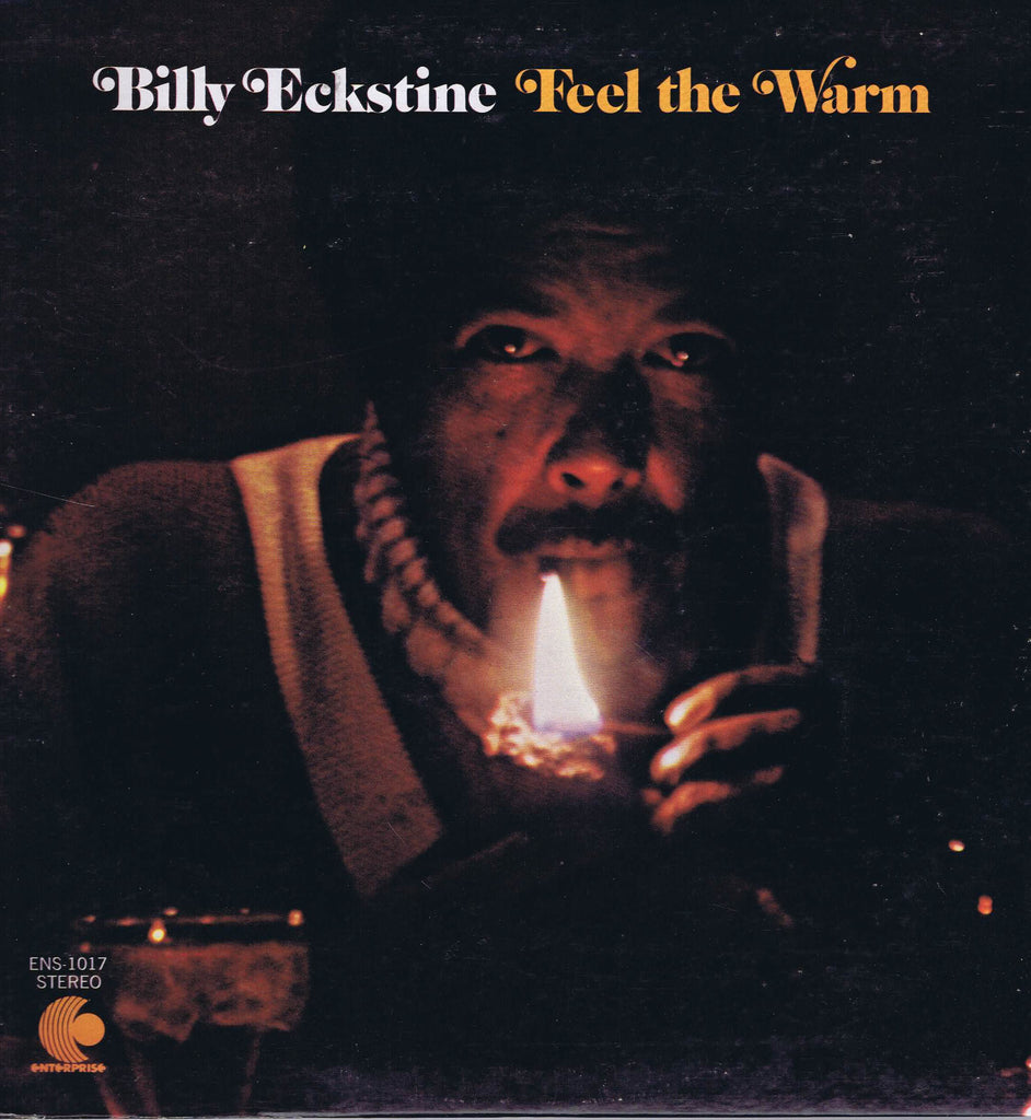 Billy Eckstine ‎– Feel The Warm -1971 - Funk / Soul (vinyl)