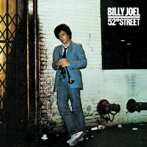Billy Joel - 52nd Street -1978 Pop Rock (Clearance Vinyl) Overstocked