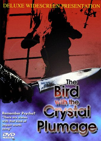 Bird with the Crystal Plumage (Widescreen) DVD - Dario Argento