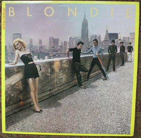Blondie ‎– Autoamerican 1980 New wave (vinyl)
