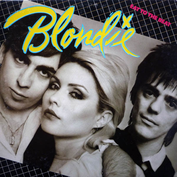 Blondie ‎– Eat To The Beat -1979- New Wave, Reggae-Pop ( clearance vinyl ) Overstocked