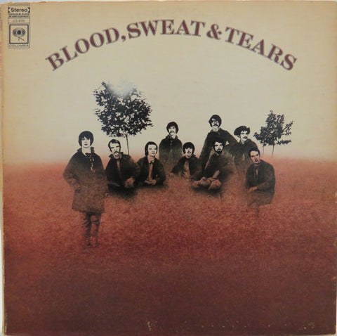 Blood, Sweat And Tears ‎– Blood, Sweat And Tears - 1969- Blues Rock (clearance) cover heavy wear / vinyl great