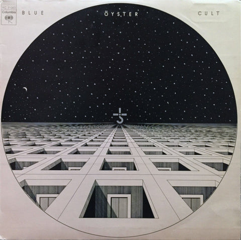 Blue Öyster Cult ‎– Blue Öyster Cult - 1972-Hard Rock, Rock & Roll, Psychedelic Rock, Blues Rock (vinyl)