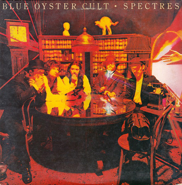 Blue Öyster Cult ‎– Spectres -1977 - Rock & Roll, Classic Rock (vinyl)