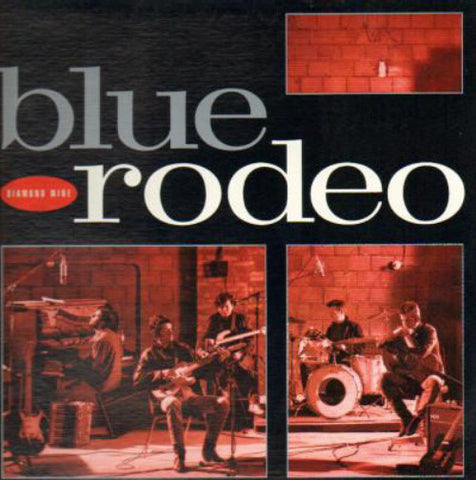 Blue Rodeo ‎– Diamond Mine - 1989-Folk Rock, Country, Folk, Country Rock (vinyl)