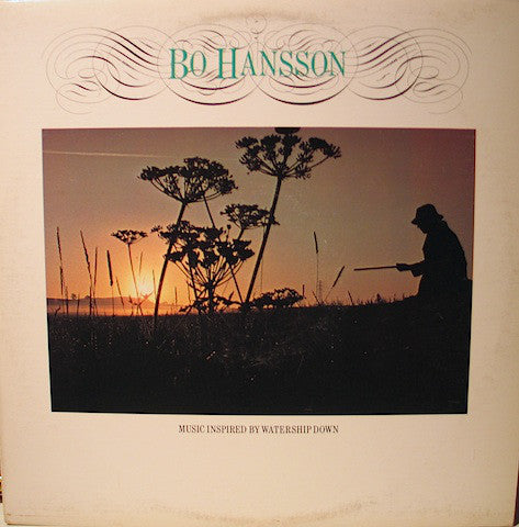 Bo Hansson ‎– Music Inspired By Watership Down- 1977- Psychedelic Rock, Ambient (vinyl)