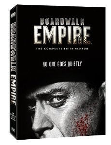 Boardwalk Empire: The Complete Fifth Season DVD - Mint Used