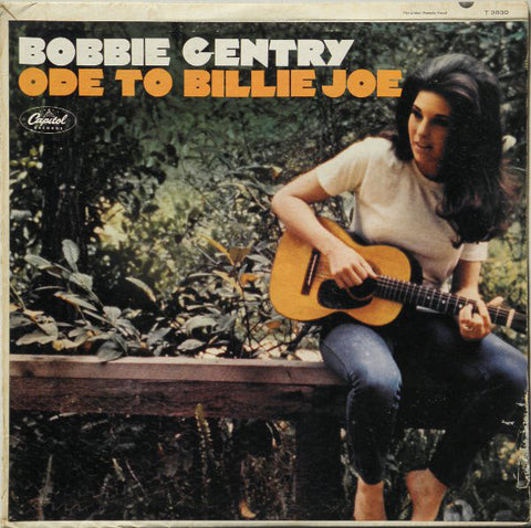 Bobbie Gentry ‎– Ode To Billie Joe -1967- Country Blues, Delta Blues, Soul (vinyl)