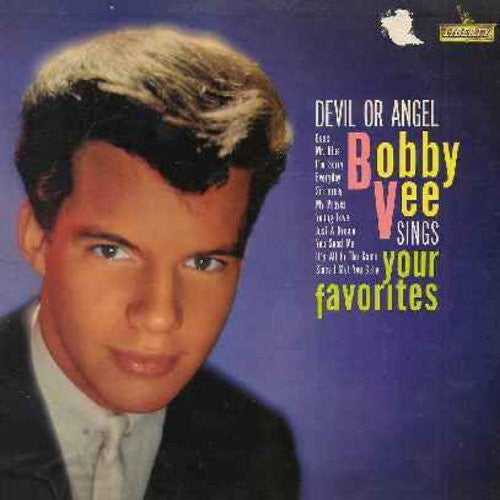 Bobby Vee ‎– Bobby Vee Sings Your Favorites -1960- Vocal (vinyl)