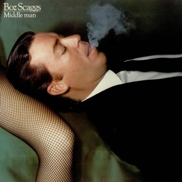 Boz Scaggs ‎– Moments / Boz Scaggs ‎– Middle Man -2FER (Clearance Vinyl)